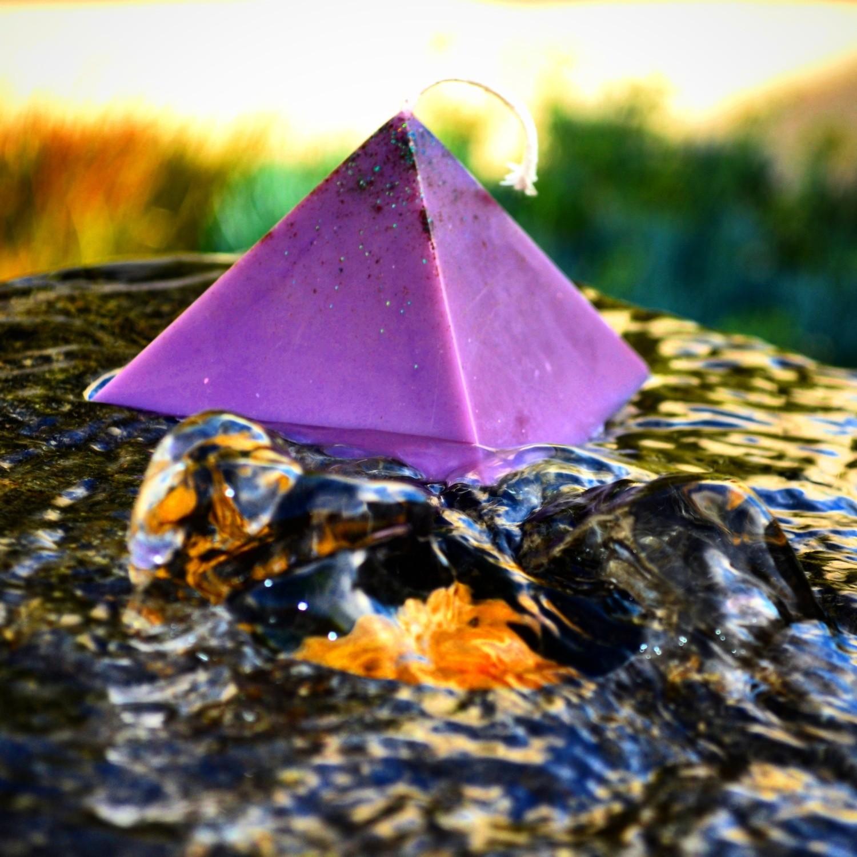 The Sacred Pyramid