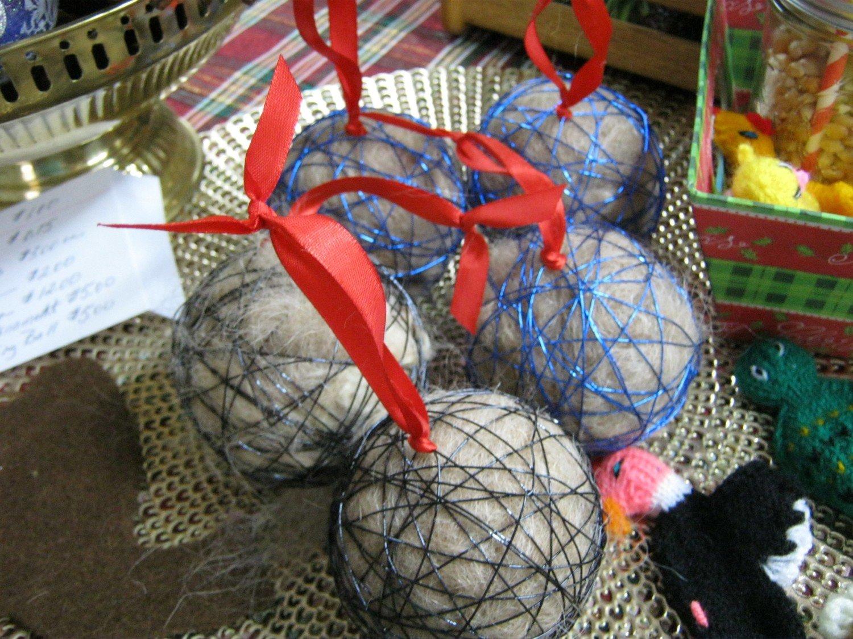 Bird Nest Balls