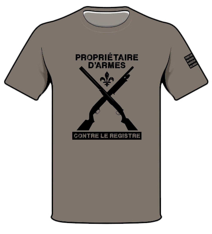 T-shirt - Sand dust - Propriétaire...