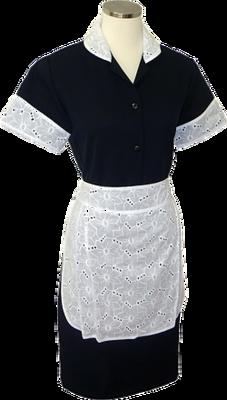 Conjunto Vestido e Avental 4b705ca3e44f0