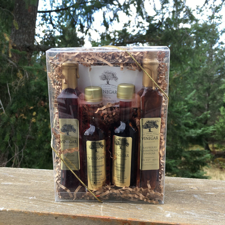 Gift Box: Fruit Wine & Balsamic