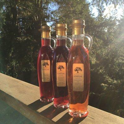 Fruit Balsamic Vinegars 250ml