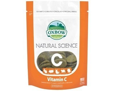 Oxbow - Natural Science Vitamin C Chewable Tablets