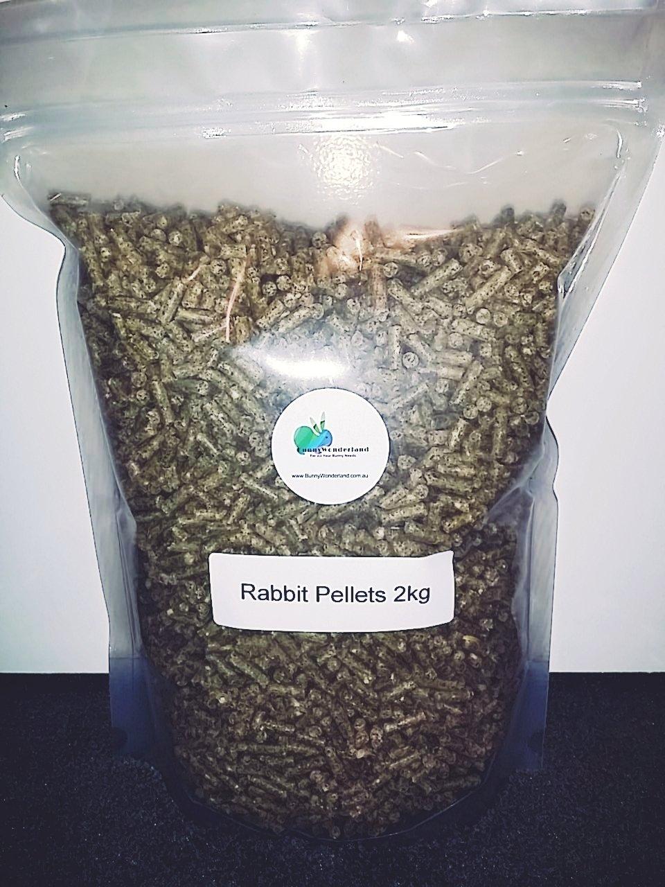 Barastoc Rabbit Pellets 2kg