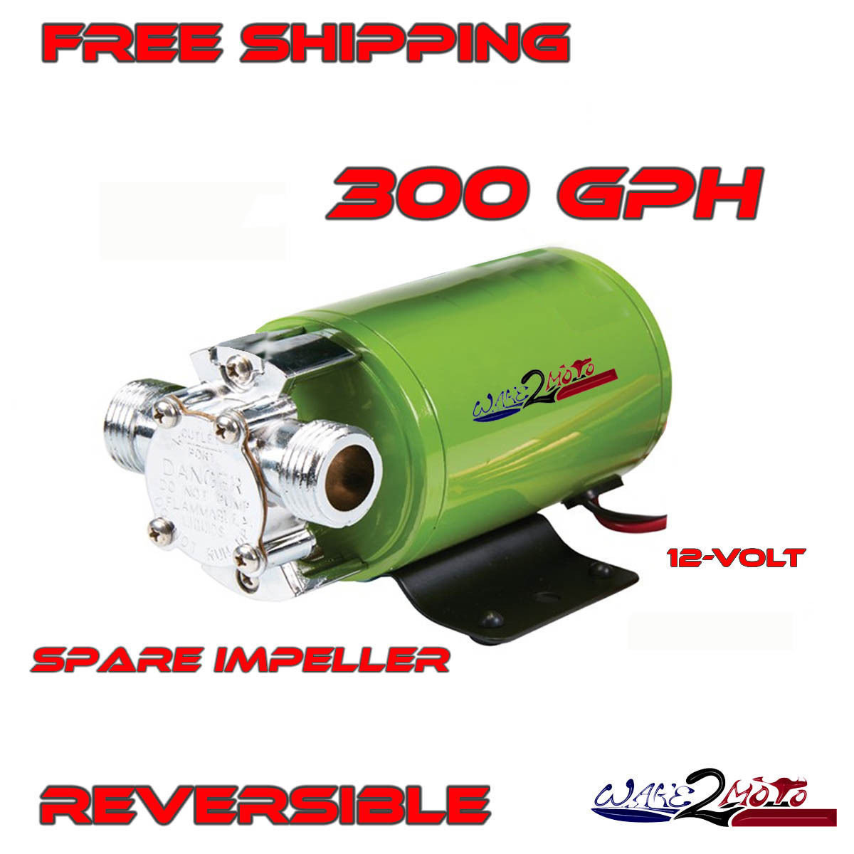 300 GPH Ballast Water Pump