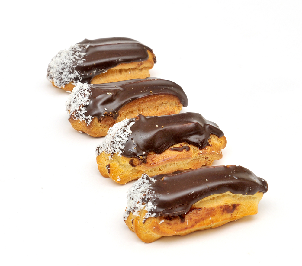 Chocolate Eclairs - 1ct