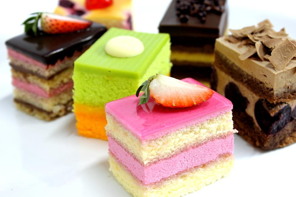 Mini Cakes - 1ct