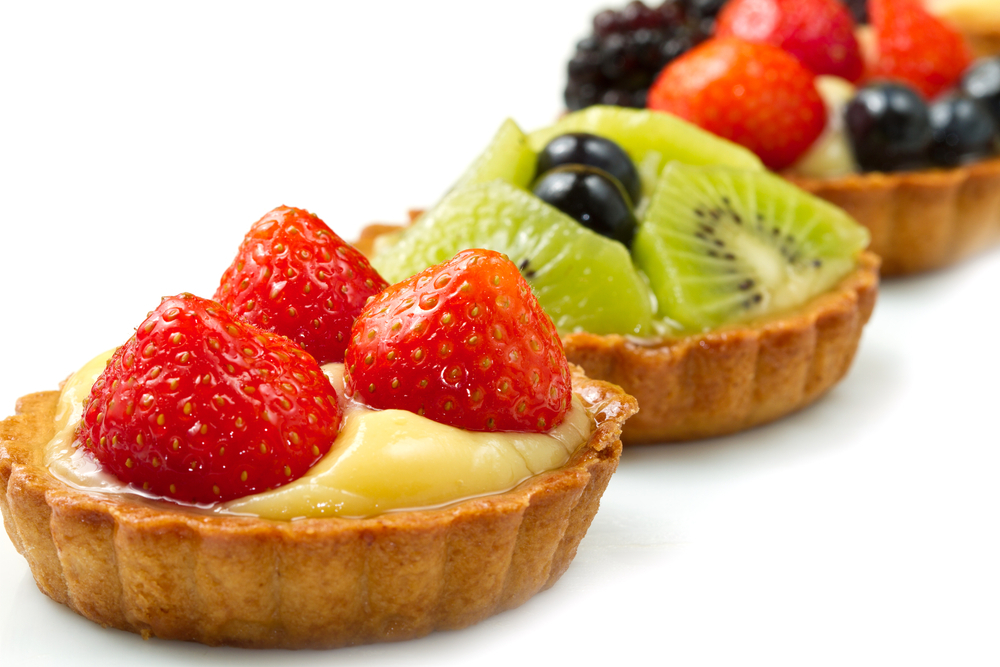 Fruit Tarts - 1ct