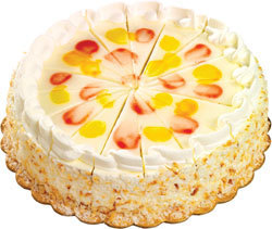 White Chocolate Passion Cake