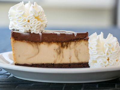 Kailua Coffee Cheesecake