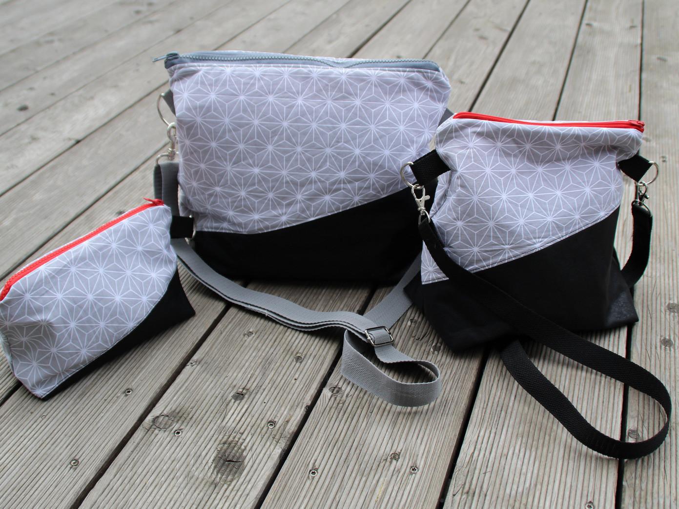 Verschiedene Ebook Fanna TaschengrößenKosmetiktasche Tasche 2 TOkZiPXu