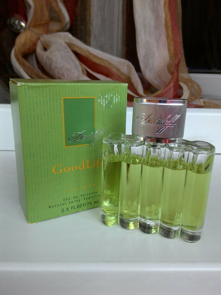 DAVIDOFF - Good Life (EDT) _ винтаж