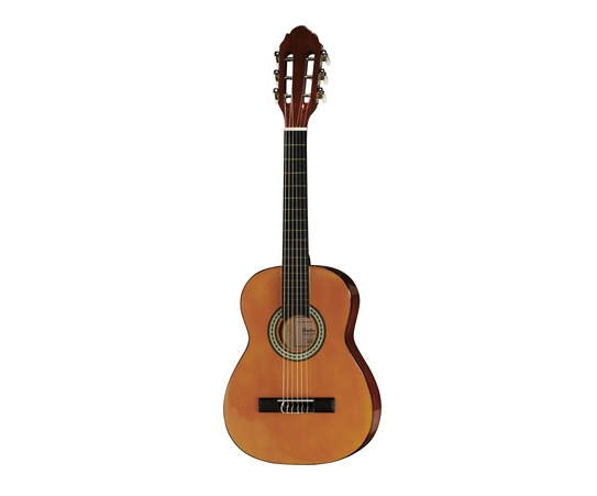 1/4 Sized Guitar for Age 4-6 with 10 Video Lessons