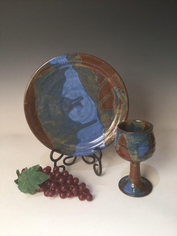 Communion Set/Earth & Sky