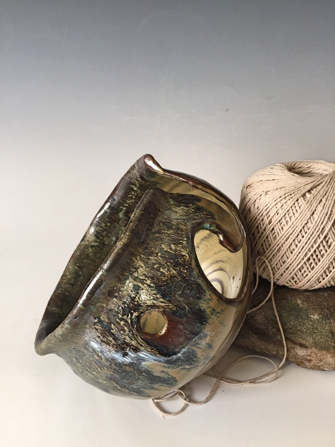 Yarn Bowl/Mountain