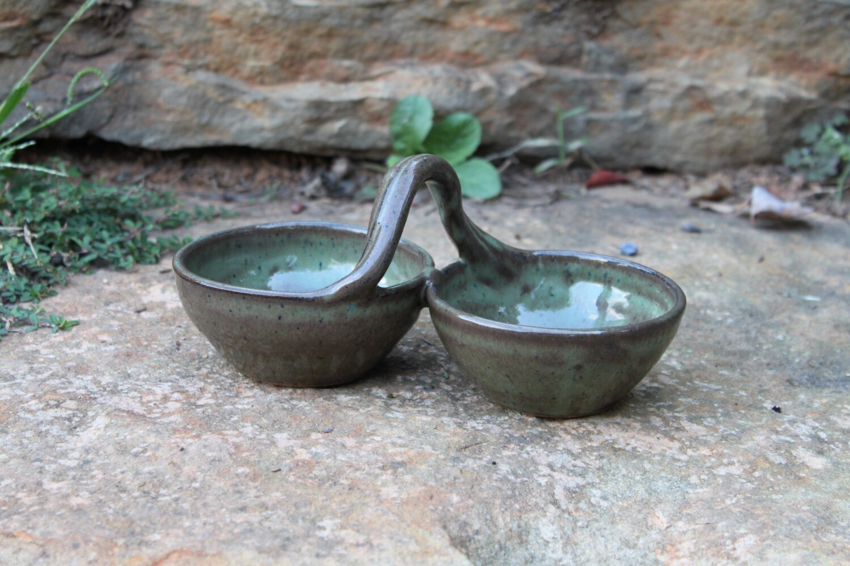 Condiment 2 Bowl/Lil River