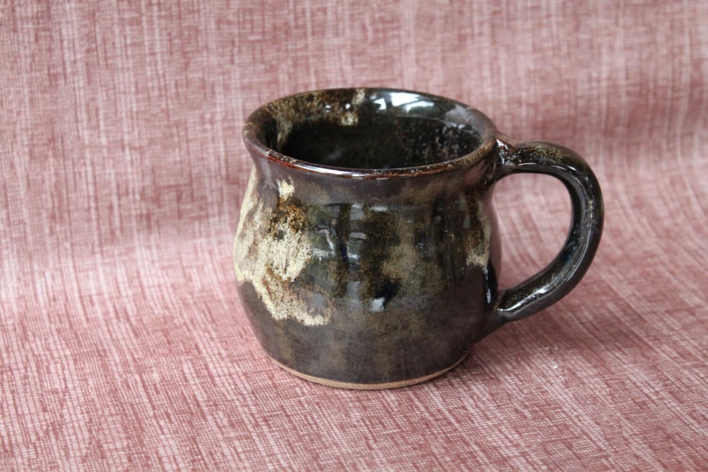 Mug Short Belly/Granite