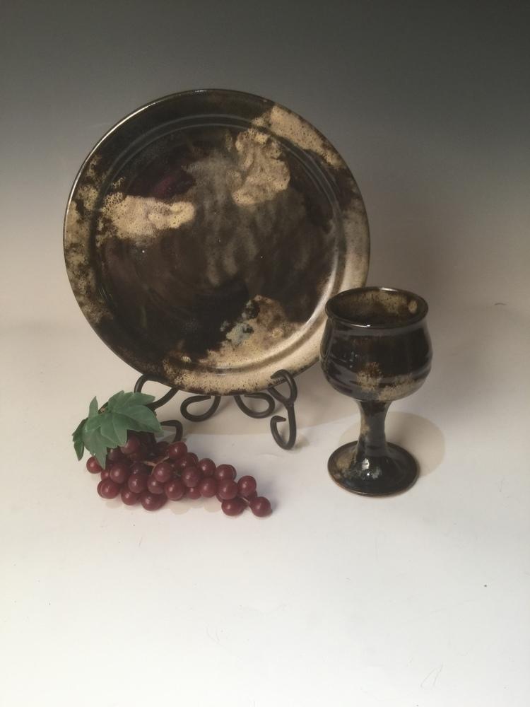Communion Set/Granite