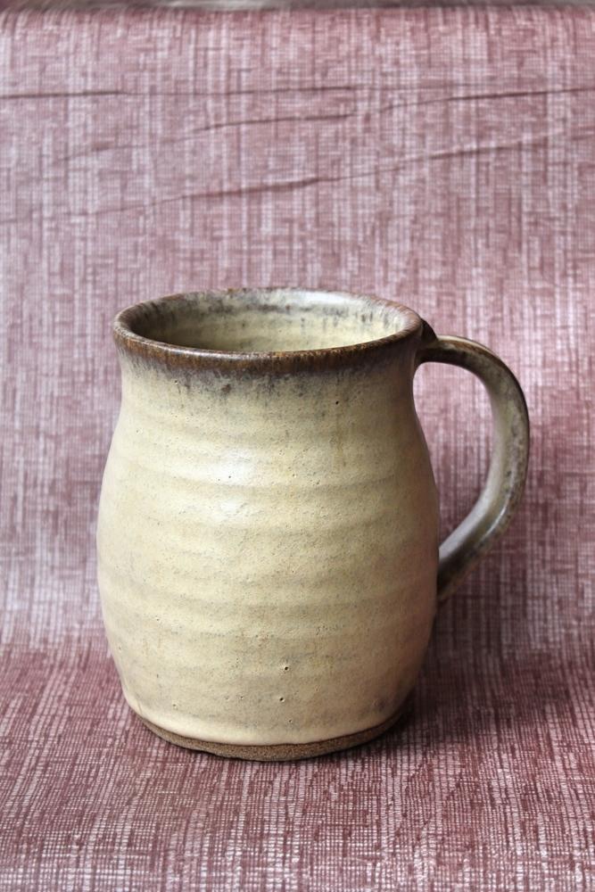 Mug Tall Belly/Sand