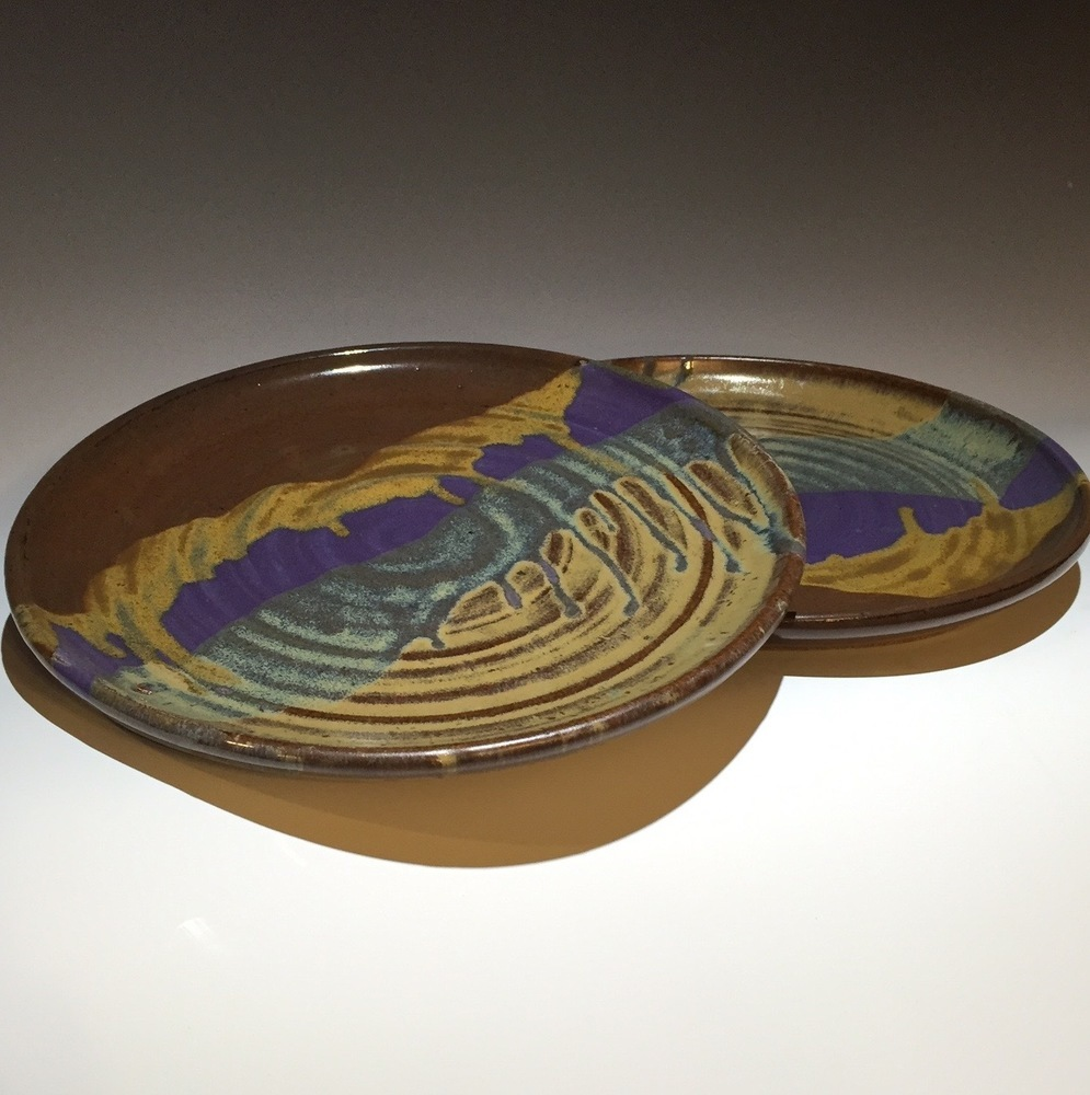 Luncheon Plate/Lana Gran