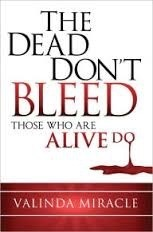 Book Hard Cover/Dead Don't Bleed