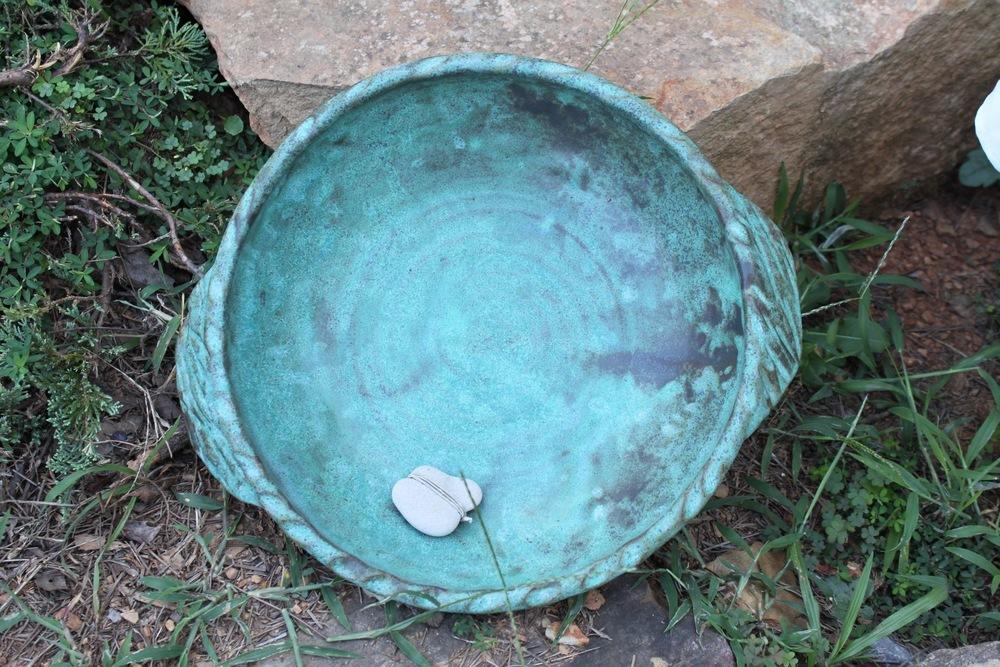 Cherokee Maize Bread Bowl