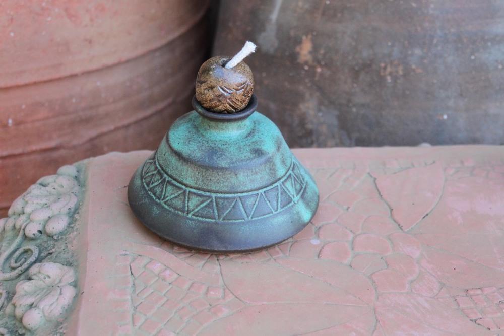 Oil Lamp Squat/Charles