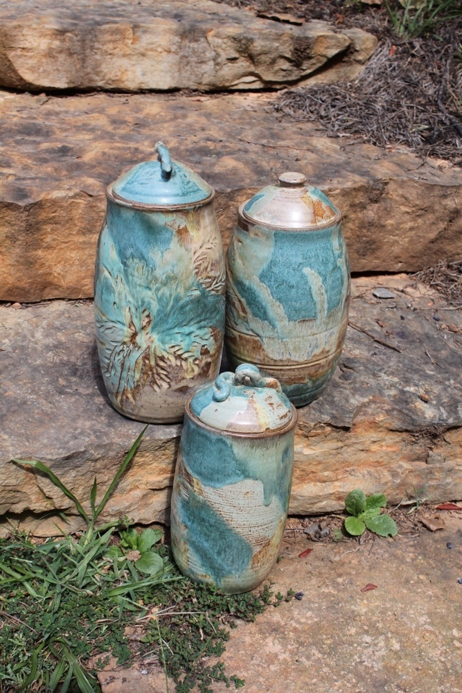 Canister (3 Pc) Set /Katie