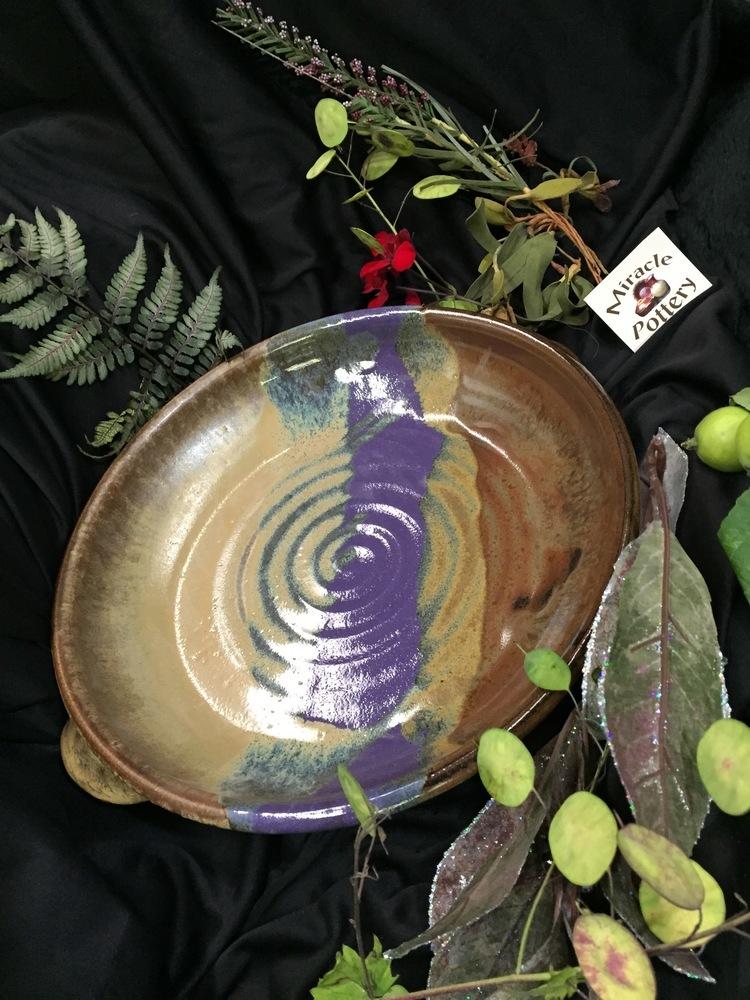 Pasta Plate/Lana Gran