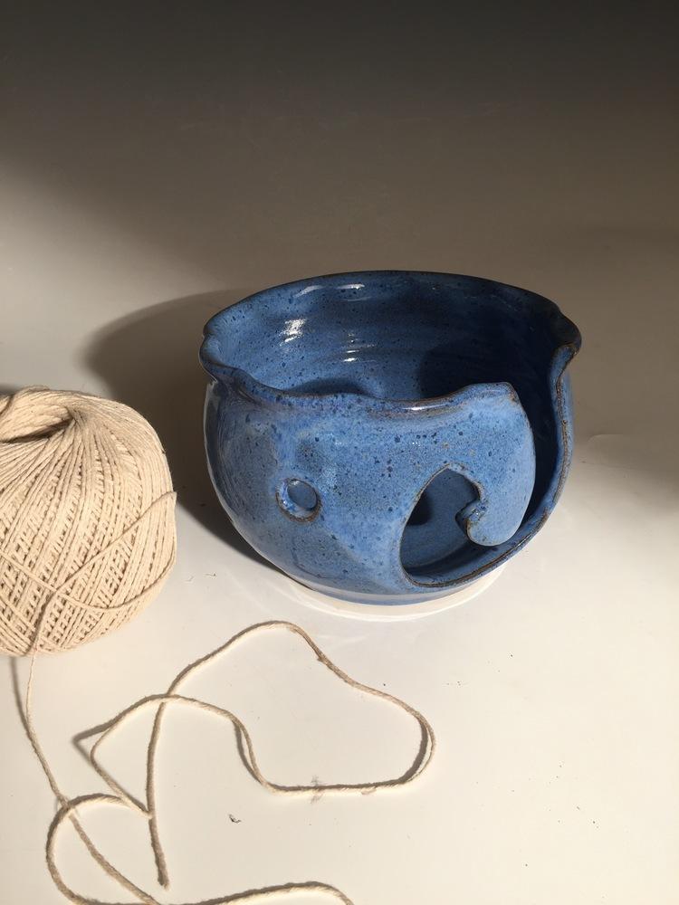 Yarn Bowl/Sky