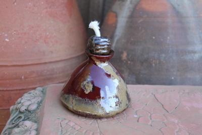 Oil Lamp Squat/Lava