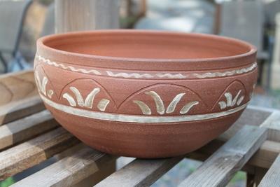 Cherokee Vegetable Gathering Bowl