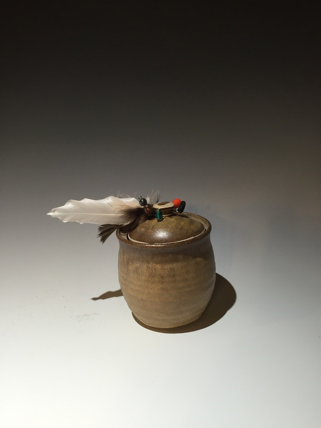 Cherokee Honey Jar