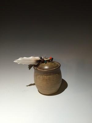 Cherokee Honey Jar