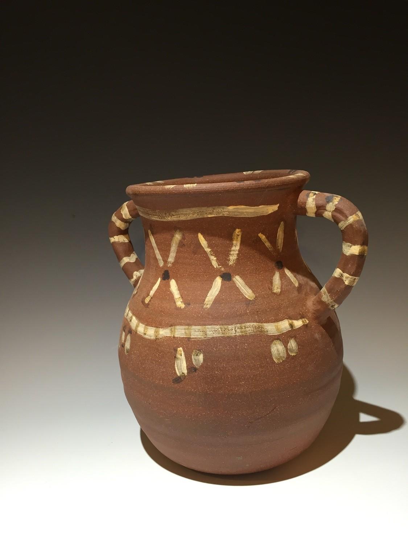 Cherokee Clay Water Pot