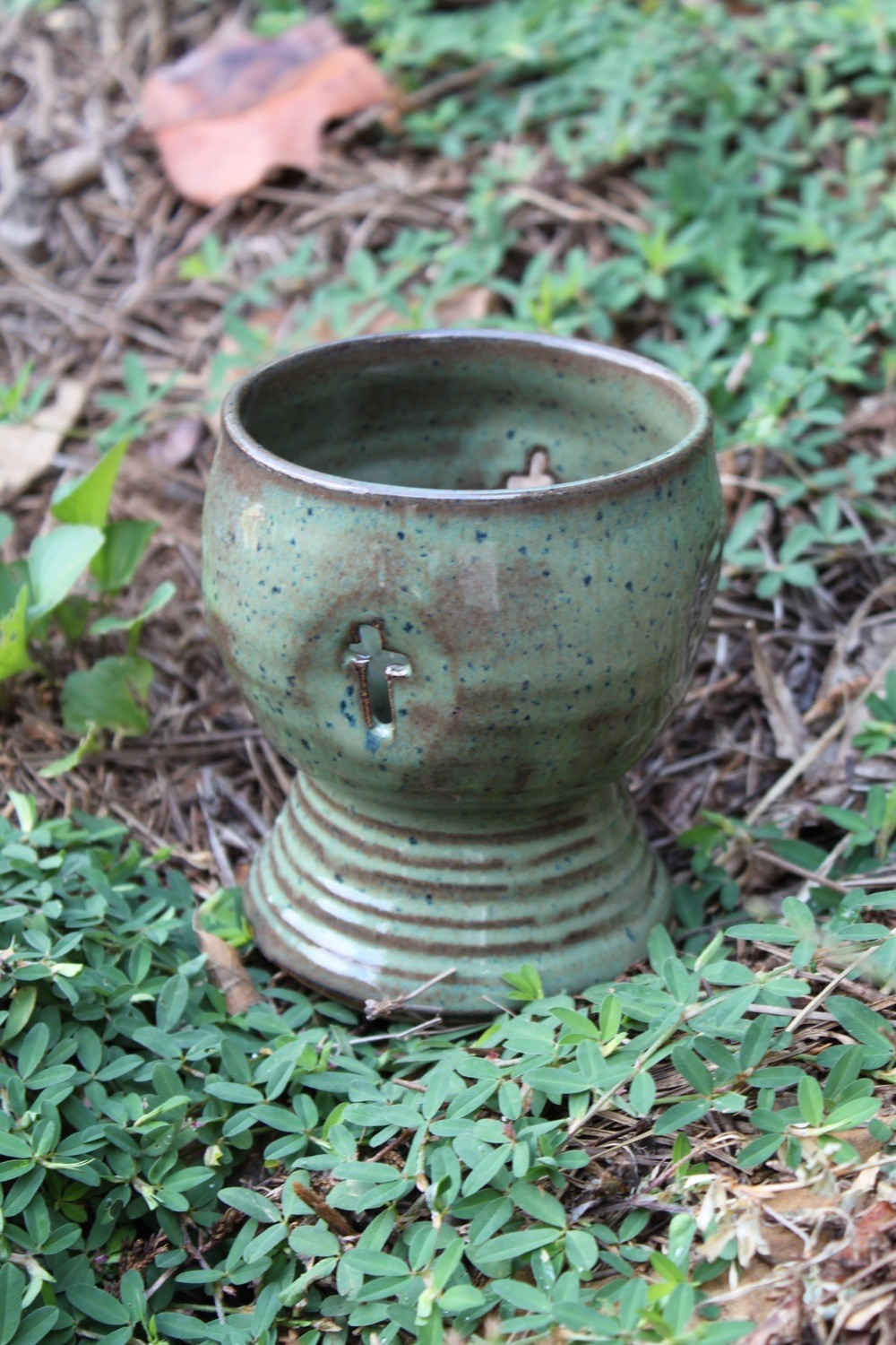 Candle Holder Votive /Lil River