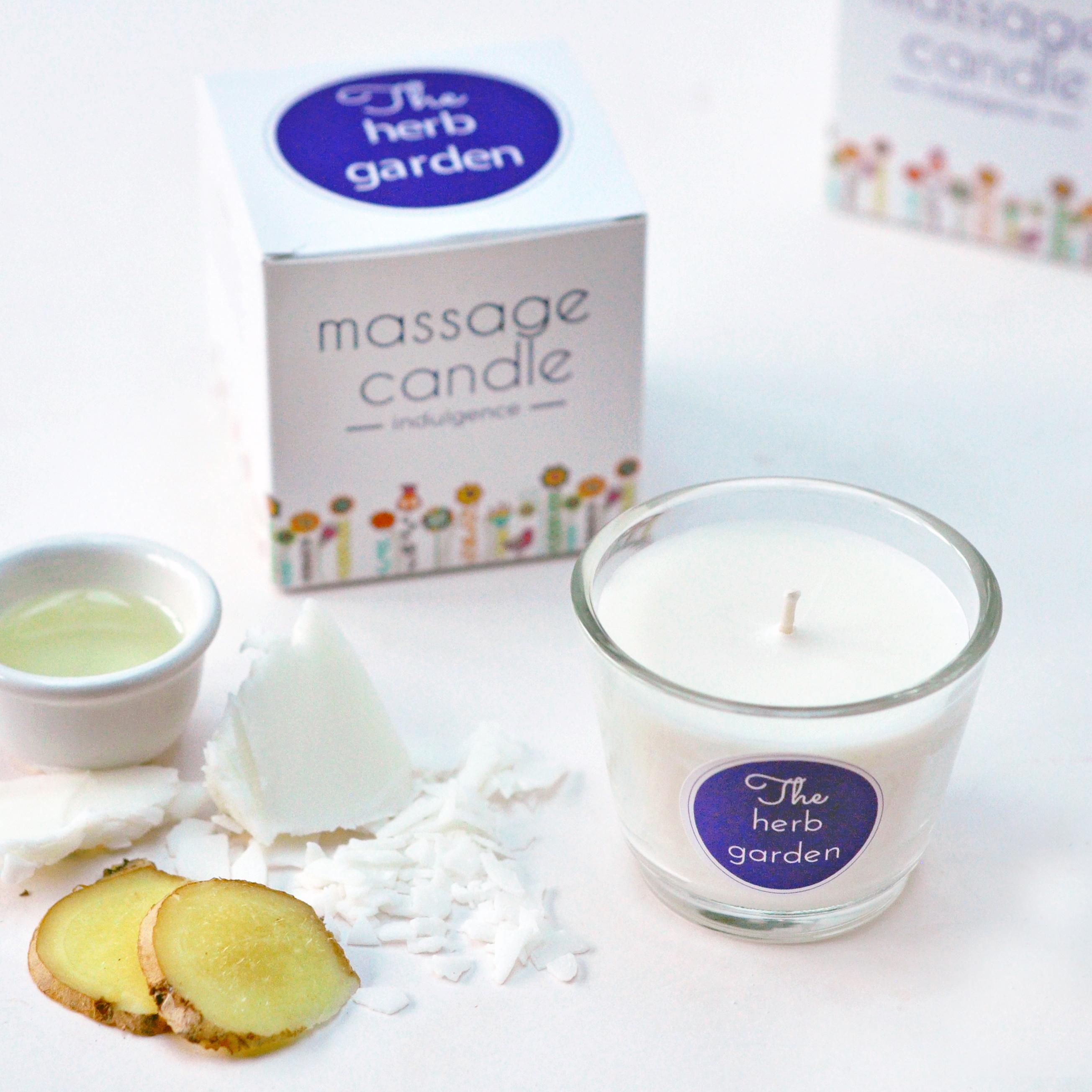 Warming Massage Candle 0000004