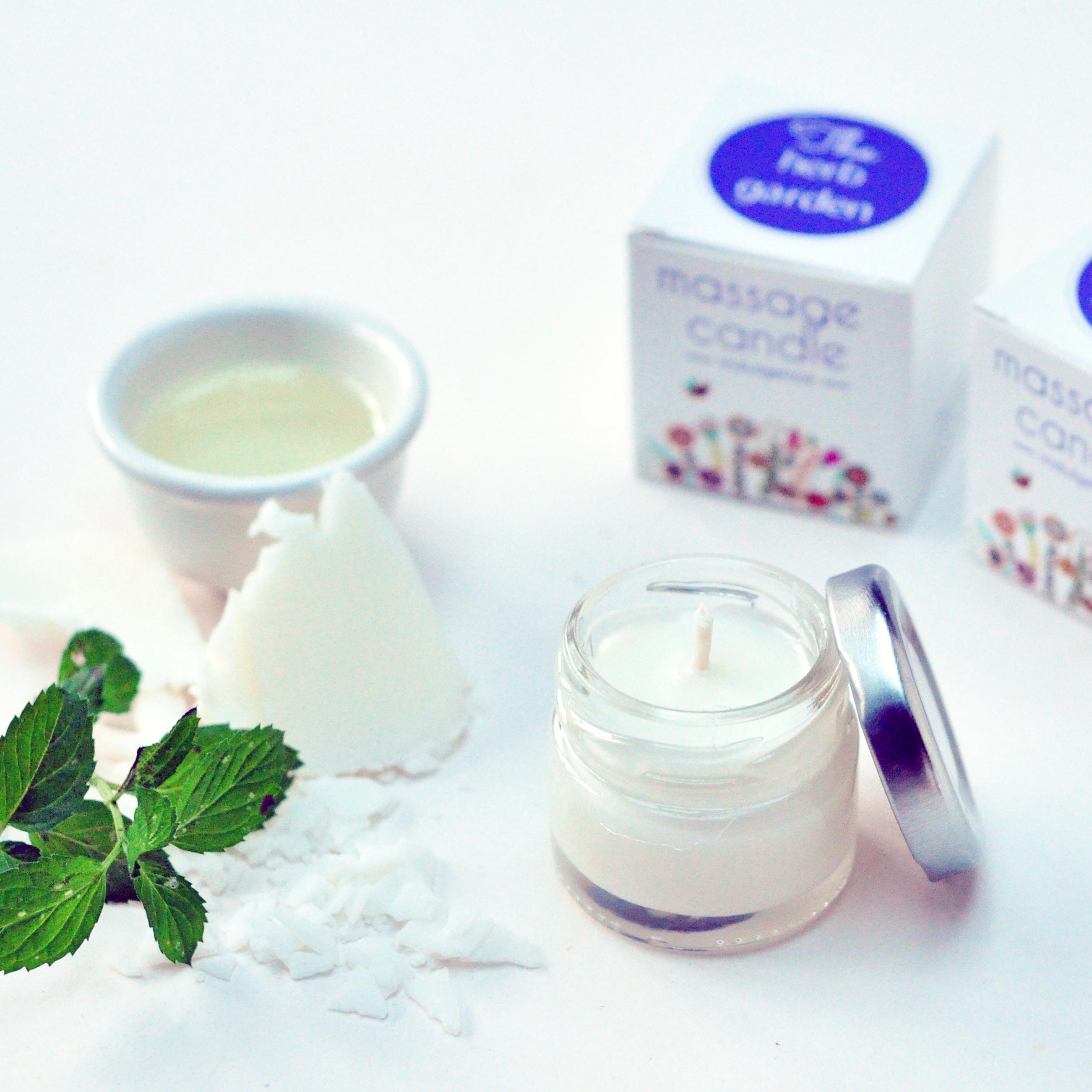 Refreshing Mini Massage Candle 00007