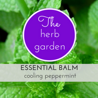Peppermint Cooling Essential Balm 00008