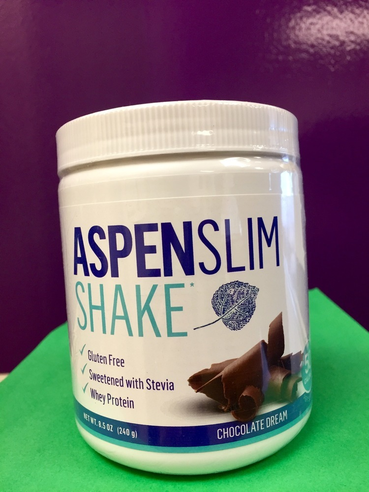 ASPEN SLIM SHAKE - CHOCOLATE DREAM 0000006