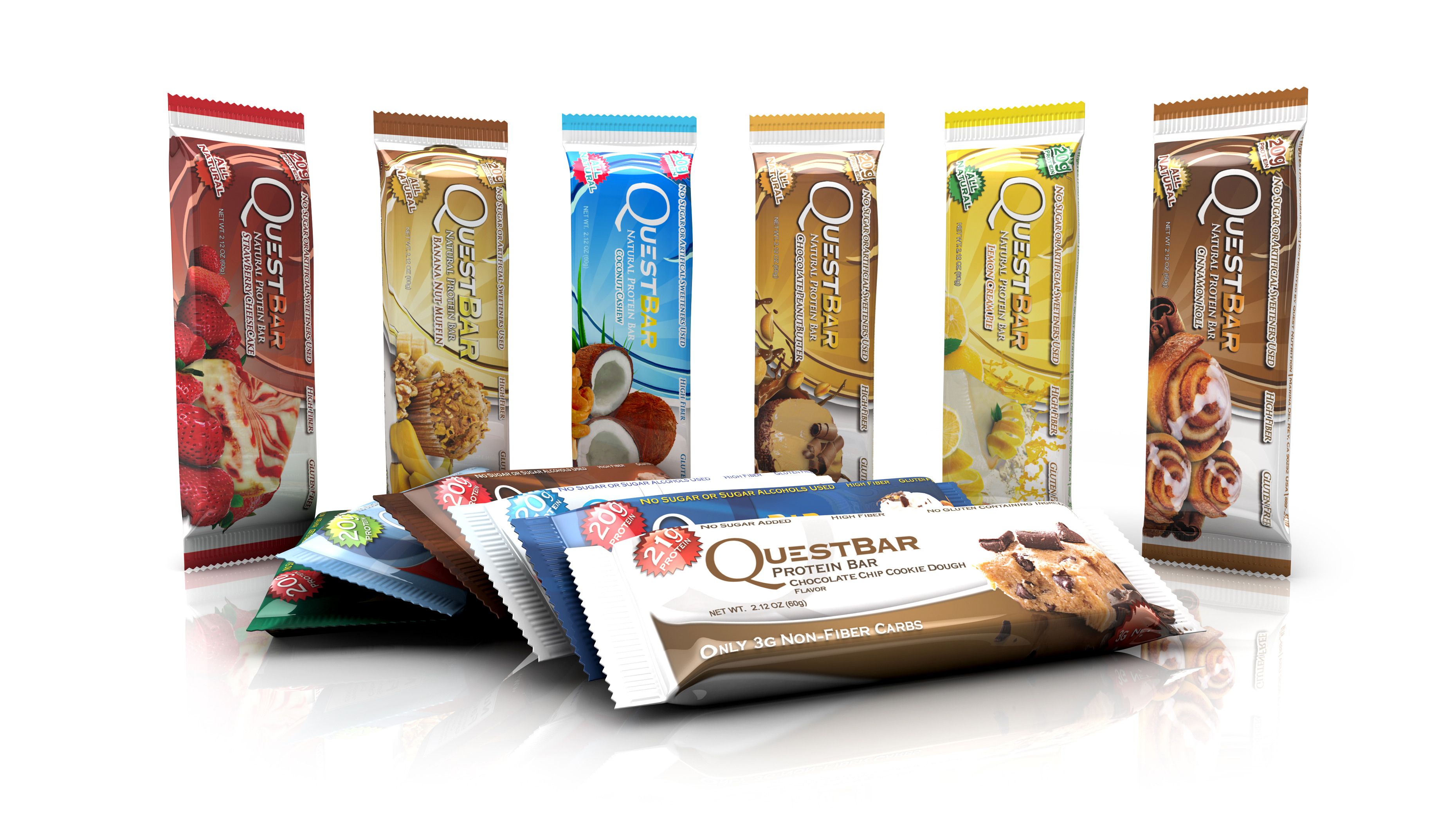QUEST BARS - 2 FOR $5 00036