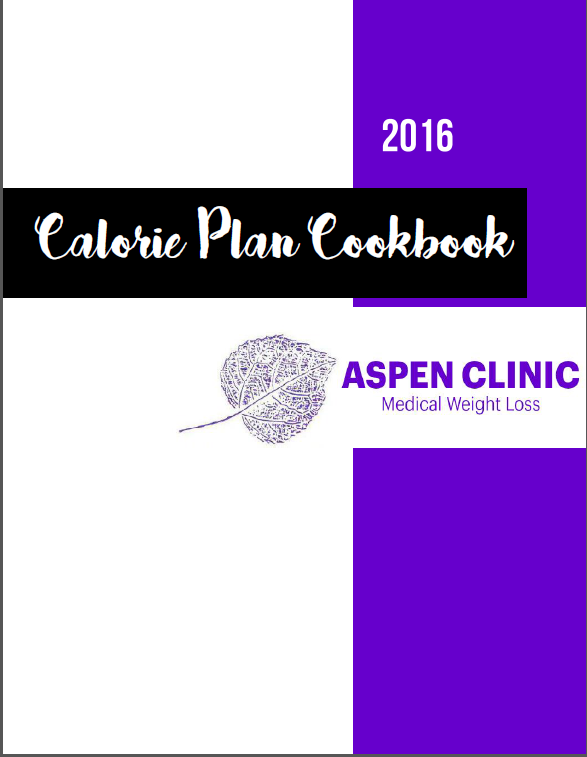 CALORIE PLAN COOKBOOK