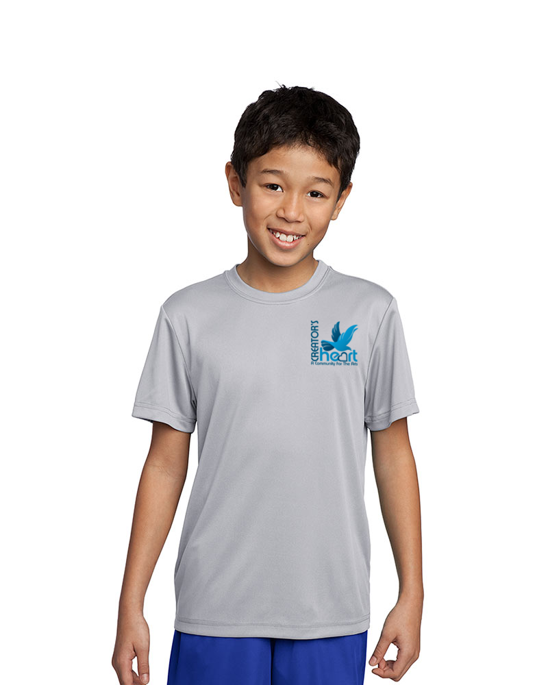 Sport-Tek Youth Competitor Tee Unisex