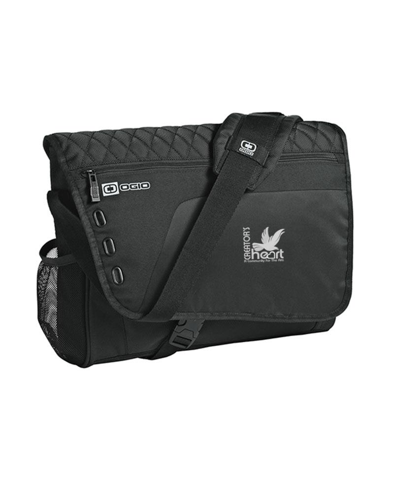 """OGIO Vault Messenger Bag (up to 15"""" laptop)"""