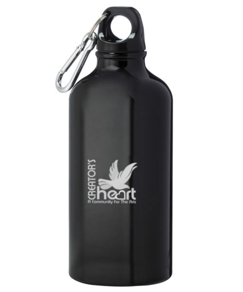 17 oz. Small Aluminum Sports Bottle