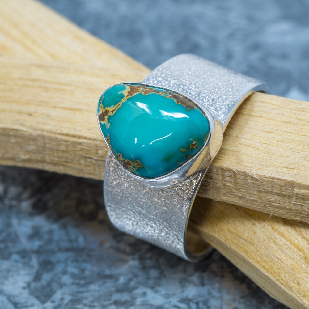 Royston Turquoise Ring by Marie Jackson JE190029