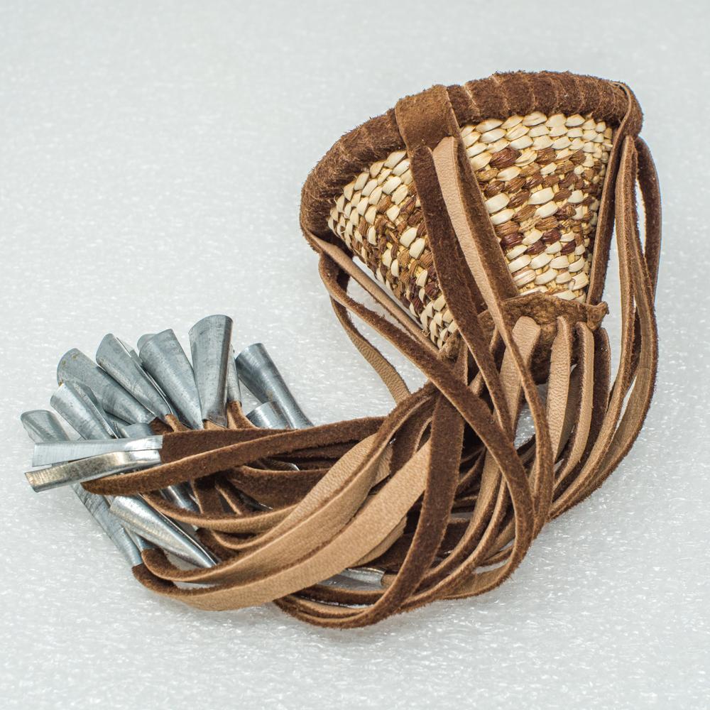 "Apache Burden Basket by Mary Jane Dudley - 3"" GA190037"