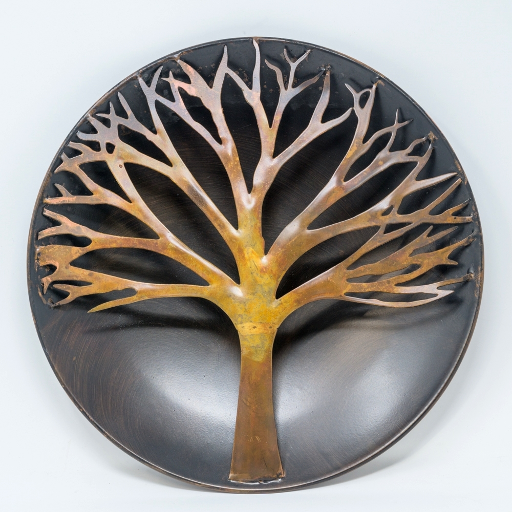 Metal Wall Art - Tree SG190051