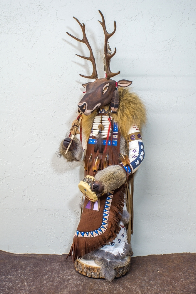 Black Elk Manitou by Kevin & Tanner Gadomski GA190042