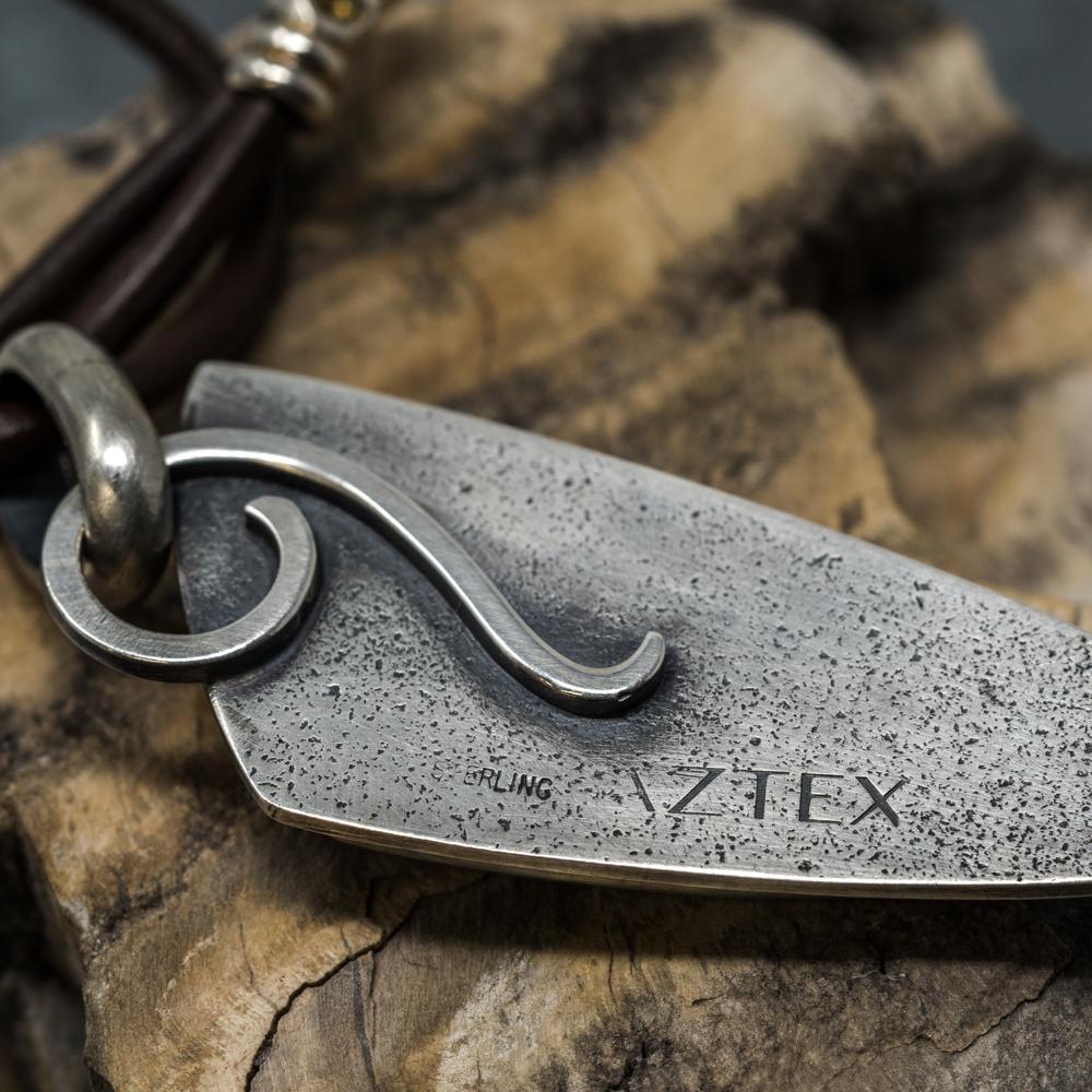 Variscite Pendant by Aztex